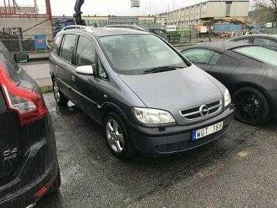 begagnad Opel Zafira 5D 1.8 PLUS