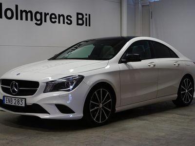 begagnad Mercedes CLA250 Aut AMG Night Backkamera