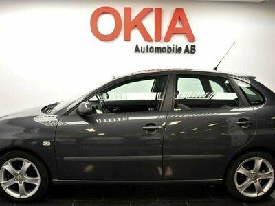 begagnad Seat Ibiza 5-dörrar 1.4 86hk