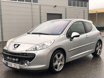 begagnad Peugeot 207 1.6 GT