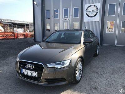 brugt Audi A6 3.0 QUATTRO 12M-GARANTI (245HK)-12 -12