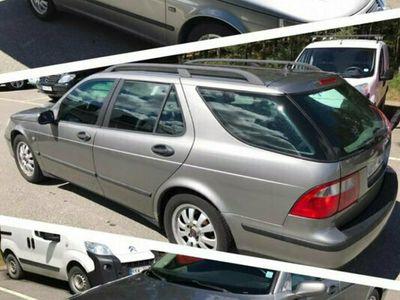 begagnad Saab 9-5 hyres ut månadsvis