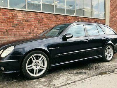 begagnad Mercedes E55 AMG E BenzAMG Kombi 2005, Personbil Pris 139 000 kr