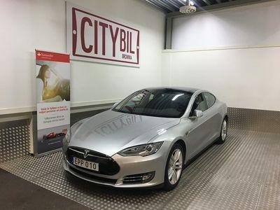 begagnad Tesla Model S 85 kWh 378hk Navi Panorama Autopilot