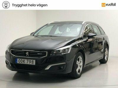 begagnad Peugeot 508 SW BlueHDi (120hk)