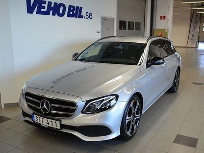 begagnad Mercedes E220 Avantgarde, Navigation, -18