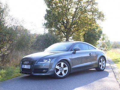 begagnad Audi TT Säljes för studier -08
