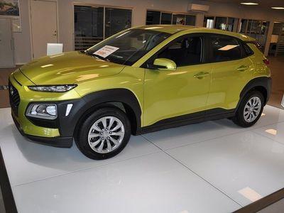 begagnad Hyundai Kona 1.0 T-GDi 2WD Life 2020, Personbil 174 800 kr