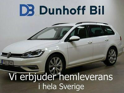 begagnad VW Golf Sportscombi JULREA SC TSI 150 DSG Drag Värmare