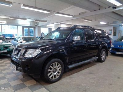 begagnad Nissan Navara 3.0 DCI 4WD DUBBELHYTT / AUT / -15