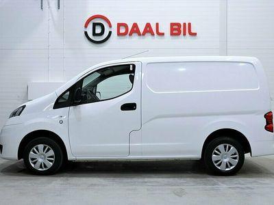 begagnad Nissan NV200 Van 1.5 dCi 110HK EURO 6 BACKKAMERA P-SENSOR
