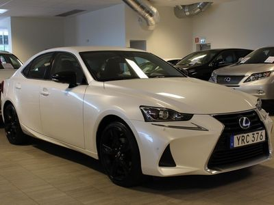 begagnad Lexus IS300h Sport Navi Skattefri tom 2022