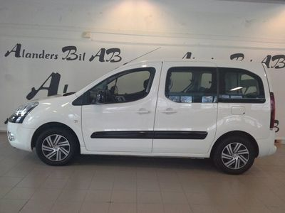 begagnad Citroën Berlingo Family 1,6 HDI MULTISPACE -12