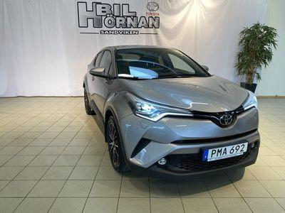 begagnad Toyota C-HR 1.2 AWD Executive Fullutustad