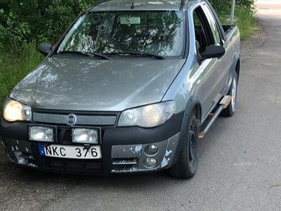 brugt Fiat Strada Adventure 1.3 MJT