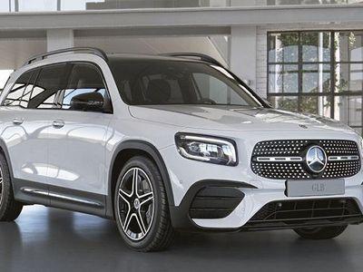 begagnad Mercedes GLB250 4Matic SUV AMG - Ny mod