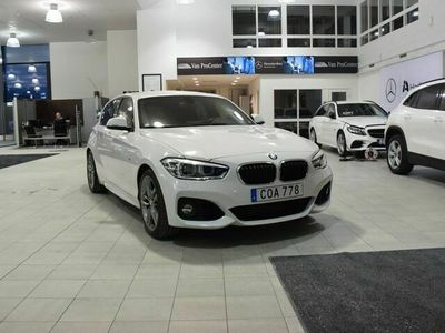 begagnad BMW 118 i M - sport Automat Vinterhjul Drag