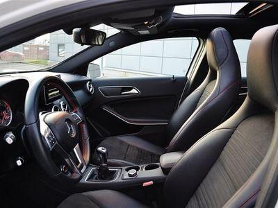 begagnad Mercedes A180 CDi Diesel AMG Night Fullutrustad Panorama