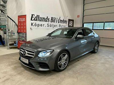 begagnad Mercedes E220 9G-Tronic AMG Sport Euro 6 194hk
