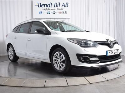 begagnad Renault Mégane GrandTour 1.2 TCe LIMITED 115h
