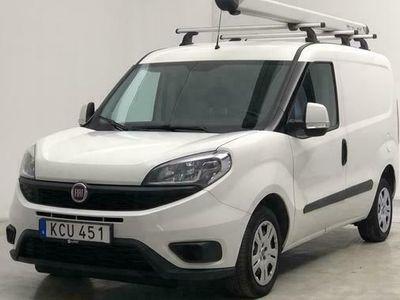 begagnad Fiat Doblò Cargo 1.3 MJT 2016, Transportbil Pris 65 000 kr
