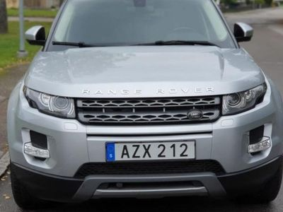 begagnad Land Rover Range Rover evoque 5-dörrar 2.2