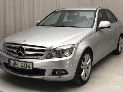 begagnad Mercedes C280 C-KlassW204