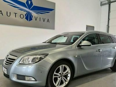 begagnad Opel Insignia 2.0 CDTI ecoFLEX Sports Tourer Skinn 2011, Sedan Pris 54 900 kr