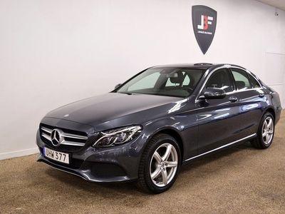brugt Mercedes C250 d 4MATIC 7G-Tronic Plus E -16