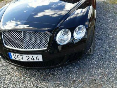 begagnad Bentley Continental GT