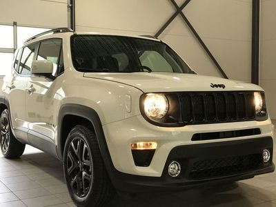 begagnad Jeep Renegade 1.0 T3 Manuell, 120hk, 2020