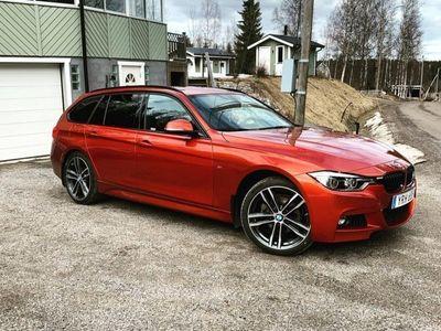 begagnad BMW 320 d X-drive