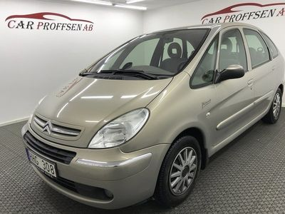 begagnad Citroën Xsara Picasso 1.6 109hk,NY BES U A,0%RÄNTA.