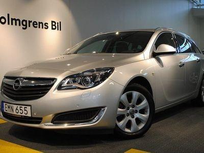 begagnad Opel Insignia Sports Tourer Business 4x4 A6 2016, Kombi 229 900 kr