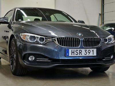 begagnad BMW 428 i Luxury Line Cabrio Advantage ED 2015, Sportkupé 379 800 kr