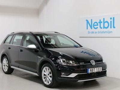 begagnad VW Golf Alltrack 1.8TSI 4Motion 180hk Nyservad