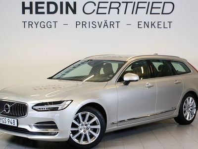 begagnad Volvo V90 D4 Automat Inscription Nav DAB