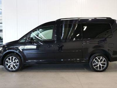 begagnad VW Caddy Maxi Life 2,0 TDI 150HK DSG/4M/PDC/Värmare/7 sits