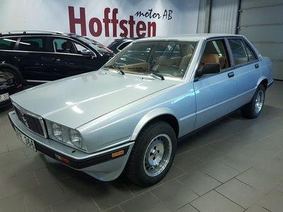 käytetty Maserati Biturbo 425i 5.280MIL Svensksåld. -88