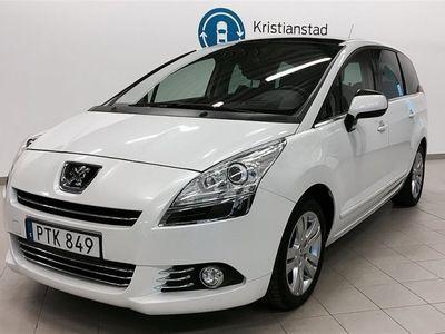 begagnad Peugeot 5008 1,6 Turbo Premium (156hk)