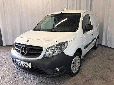 begagnad Mercedes Citan 111 DEMOBIL LÅGSKATT