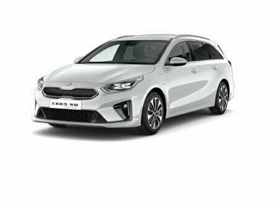 begagnad Kia cee'd SW Plug in Hybrid Advance plus