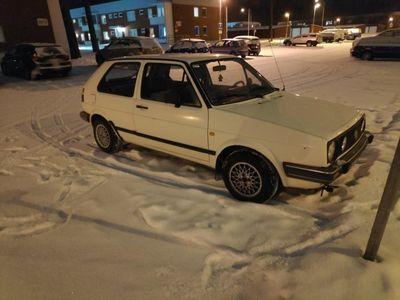 begagnad VW Golf II
