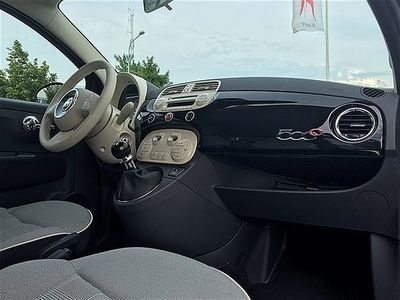 begagnad Fiat 500 CLounge 1,2 69 hk 2015