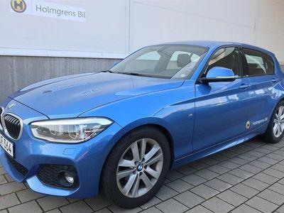 begagnad BMW 118 d M-Sport / Automat