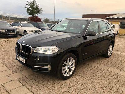 begagnad BMW X5 dA xDRIVE PANORAMA VÄRMARE NAVI DRAG 2 -16