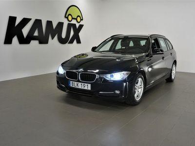 begagnad BMW 318 d Sportline Drag S&V-Hjul (143hk)