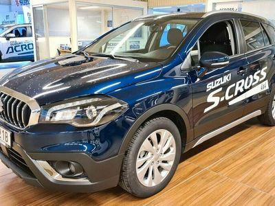 begagnad Suzuki SX4