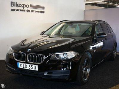 begagnad BMW 520 D Touring Steptronic 190hk