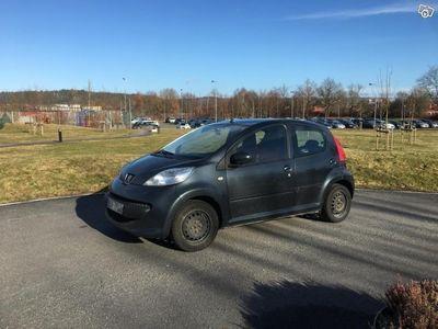 begagnad Peugeot 107 5 dörrar -08
